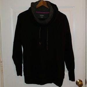 Slouchneck hoodie